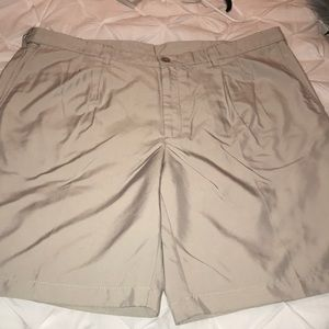 Other - 2 pairs Haggar Men's shorts. Size 42. Sold as set